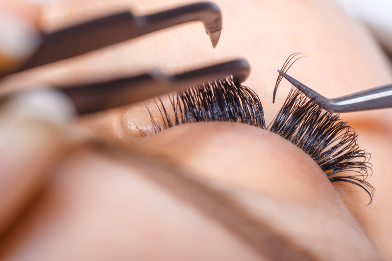 Top 5 Eyelash Extension Tips Choupettes Diary
